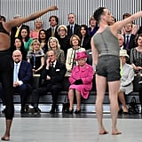 Least: When She Watched Interpretive Dance