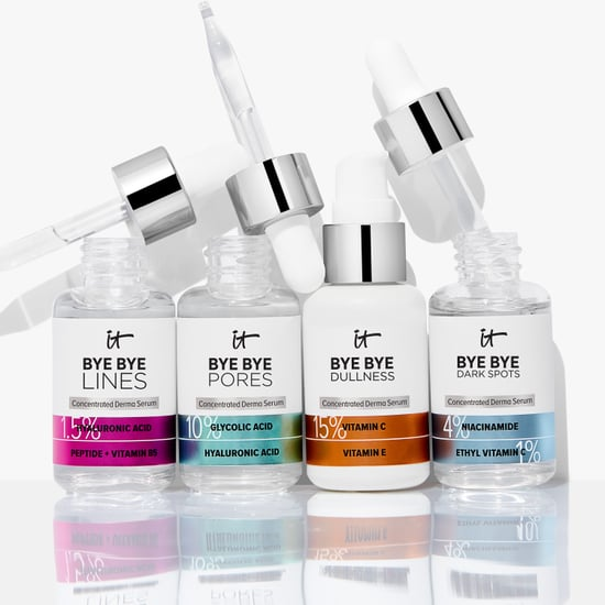 Our Editors Reviewed IT Cosmetics's New Bye Bye Serums