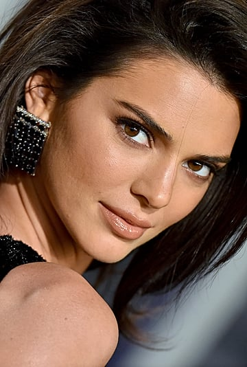 See Kendall Jenner's Tortoiseshell French Manicure