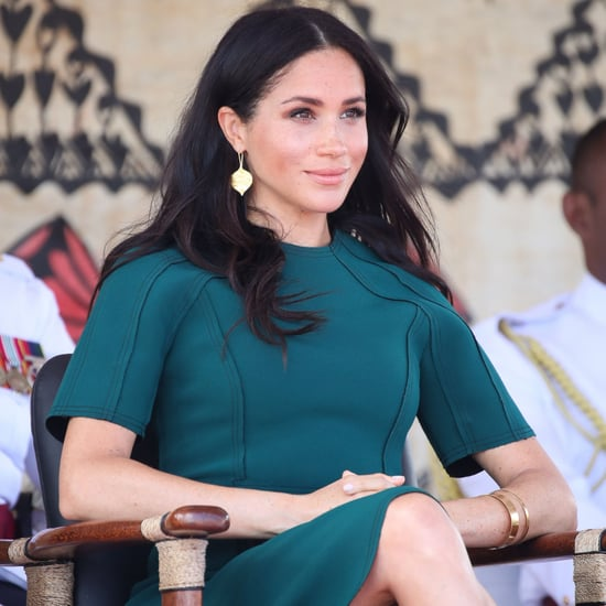 Meghan Markle Wearing Jason Wu Dress October 2018