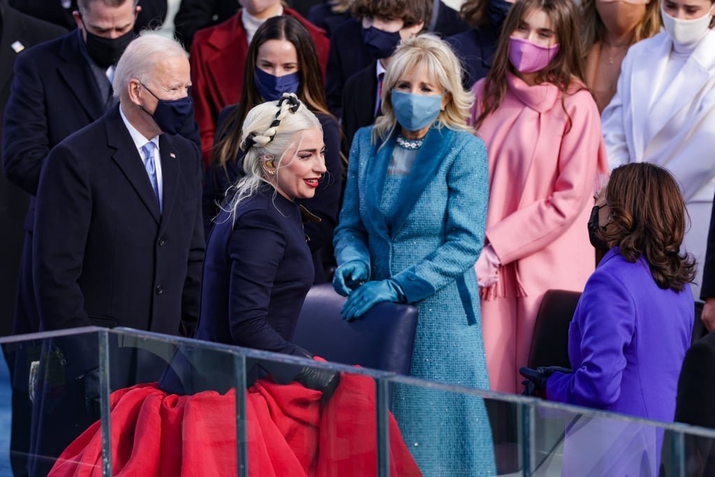 Joe Biden's 4 Granddaughters Wear Matching Monochrome Coats