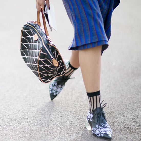Street Style Shoes and Bags Paris Fashion Week Spring 2016