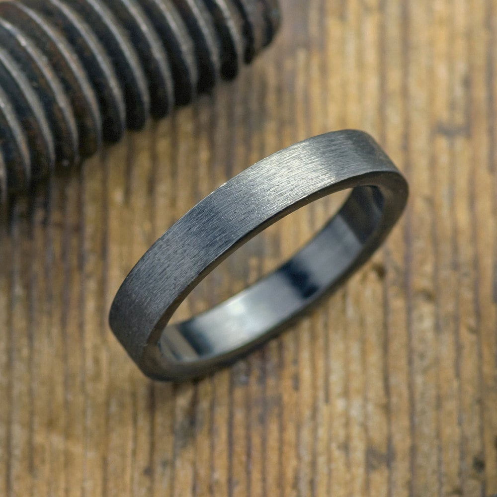 11 Stunning Wedding Bands No One Will Believe You Bought From Etsy
