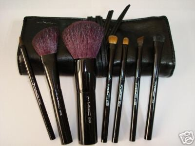 Fake MAC brushes