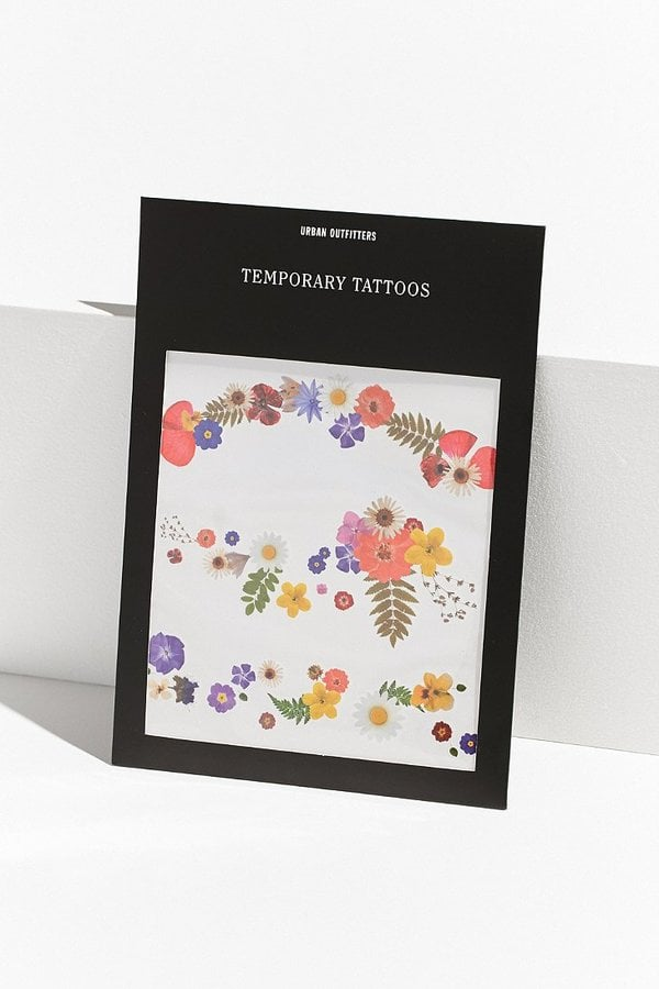 Henna Tattoo Urban Outfitters : Adult temporary tattoos popsugar beauty