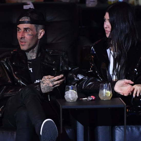 Kourtney Kardashian's Birthday Present From Travis Barker