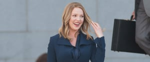 Katherine Heigl Shows Off Her Baby Bump While Filming in LA
