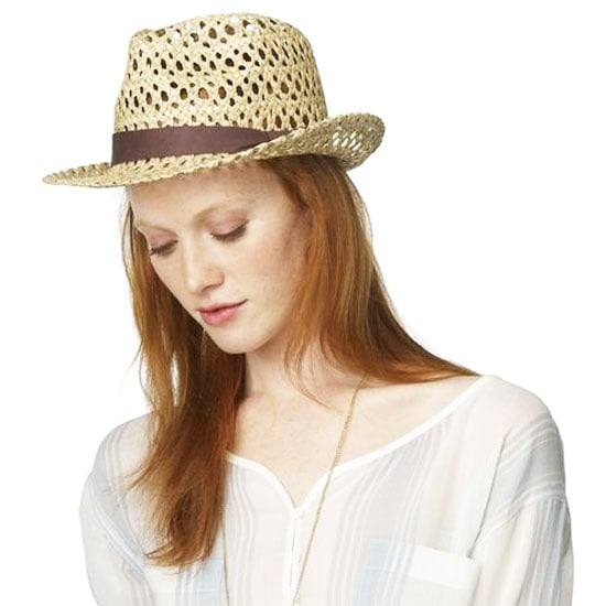 Straw Hats For Summer 2012