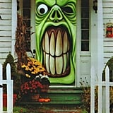 Halloween Haunted House Green Goblin Door