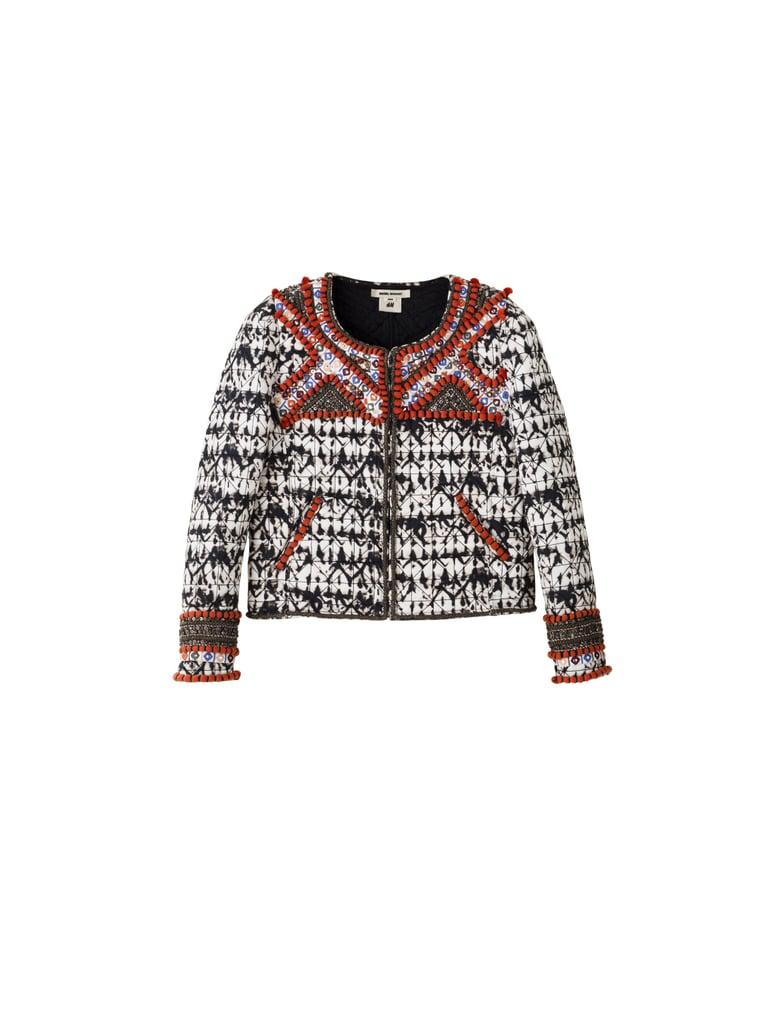 Jacket ($399) Photo courtesy of H&M