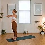 Pilates Stance Calf Raises x 8 Reps