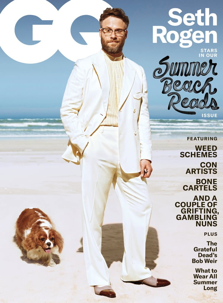Reactions to Seth Rogen's GQ Pictures May 2019