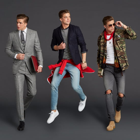 MR PORTER GQ Men's Spring Trends