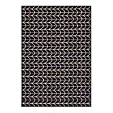 Scott Living Deviate Area and Accent Rug (5x7)