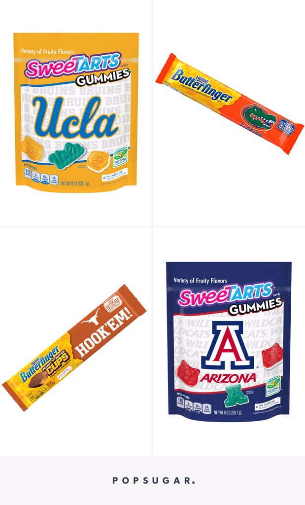 Root For Your University With These 10 Spot-On, NCAA-Themed Candies