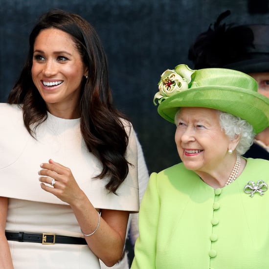 Meghan Markle Details First Time Meeting Queen Elizabeth II