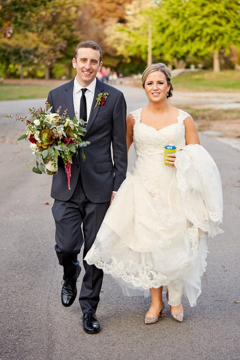 Why I Didn't Lose Weight Before My Wedding | POPSUGAR Fitness
