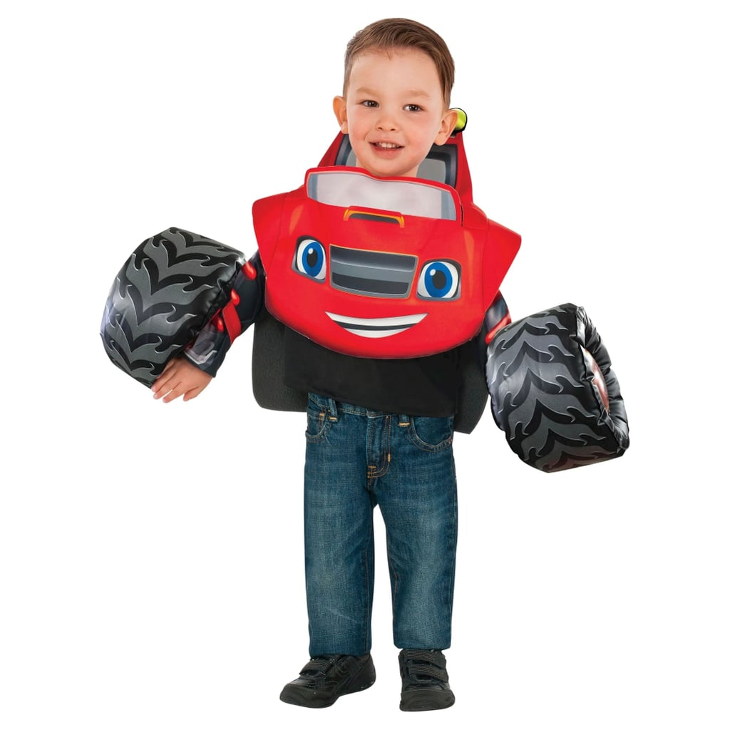 Blaze and the Monster Machines Kids' Tunic Costume