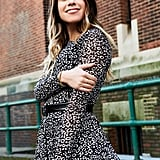 The Petite Party Dress: A Leopard-Print Minidress