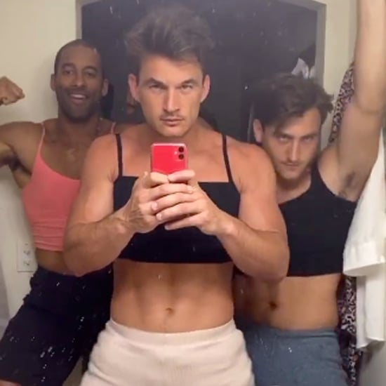Hannah Brown and Tyler Cameron Flip the Switch TikTok Video