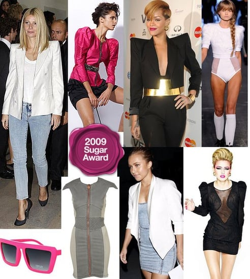 1980s Fab trend of the year
