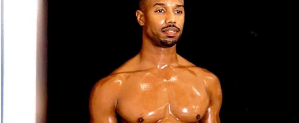Good Luck Getting Through These Photos of Michael B. Jordan Without Licking Your Screen