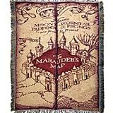 Marauder's Map Throw Blanket ($37)