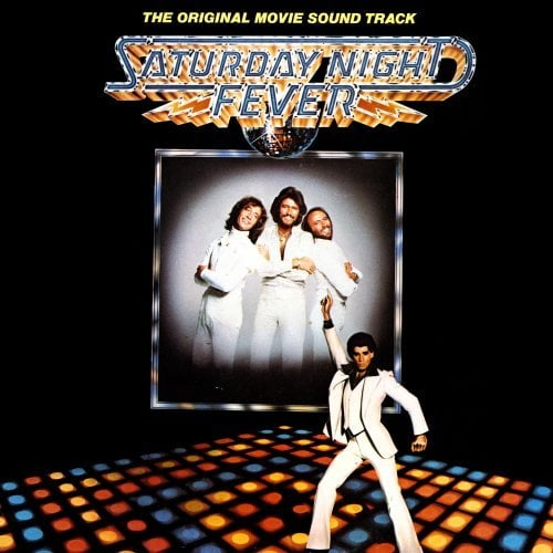 """Stayin' Alive"" by Bee Gees"