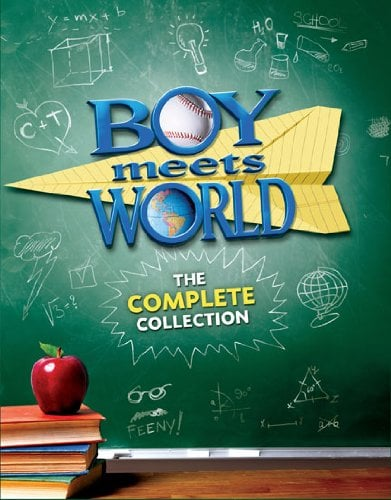 Boy Meets World: Complete Collection ($130)