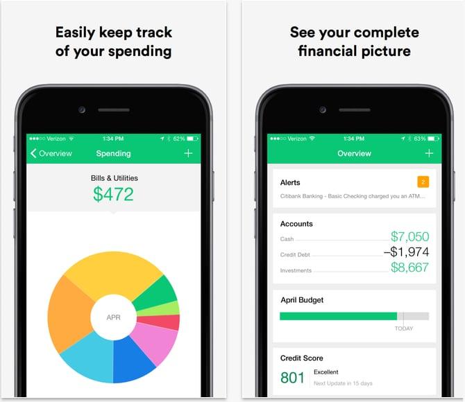 Mint | Best Apps For Women