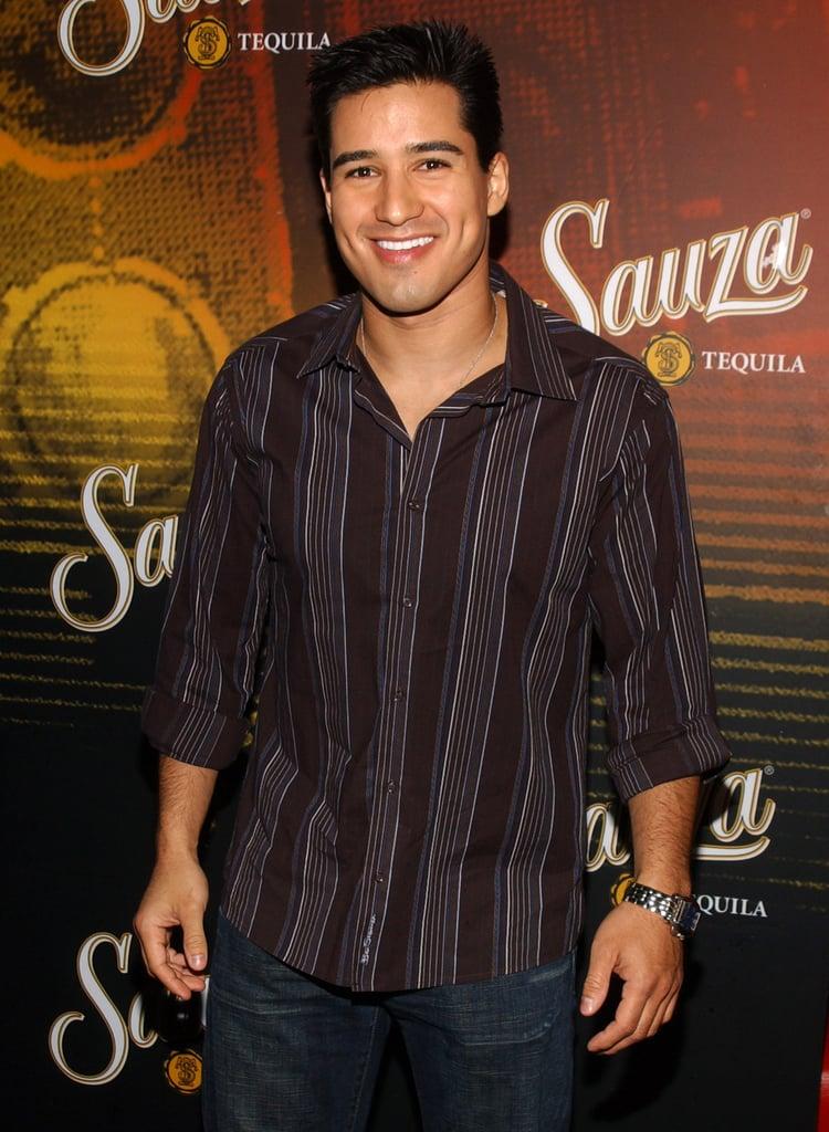 Mario Lopez — 2004