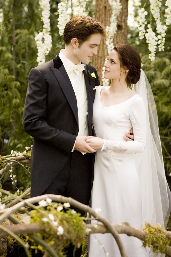 """The Moment Bella and Edward Said Their """"I Dos"""""""