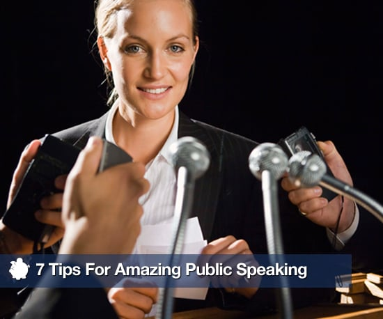 Public Speaking Tips