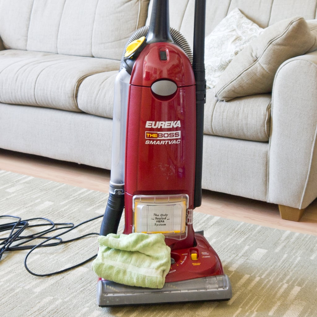 100 vacuum the carpet 4 ways to clean your carpets wikihow
