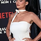 Kylie Jenner at Travis Scott: Look Mom I Can Fly Premiere