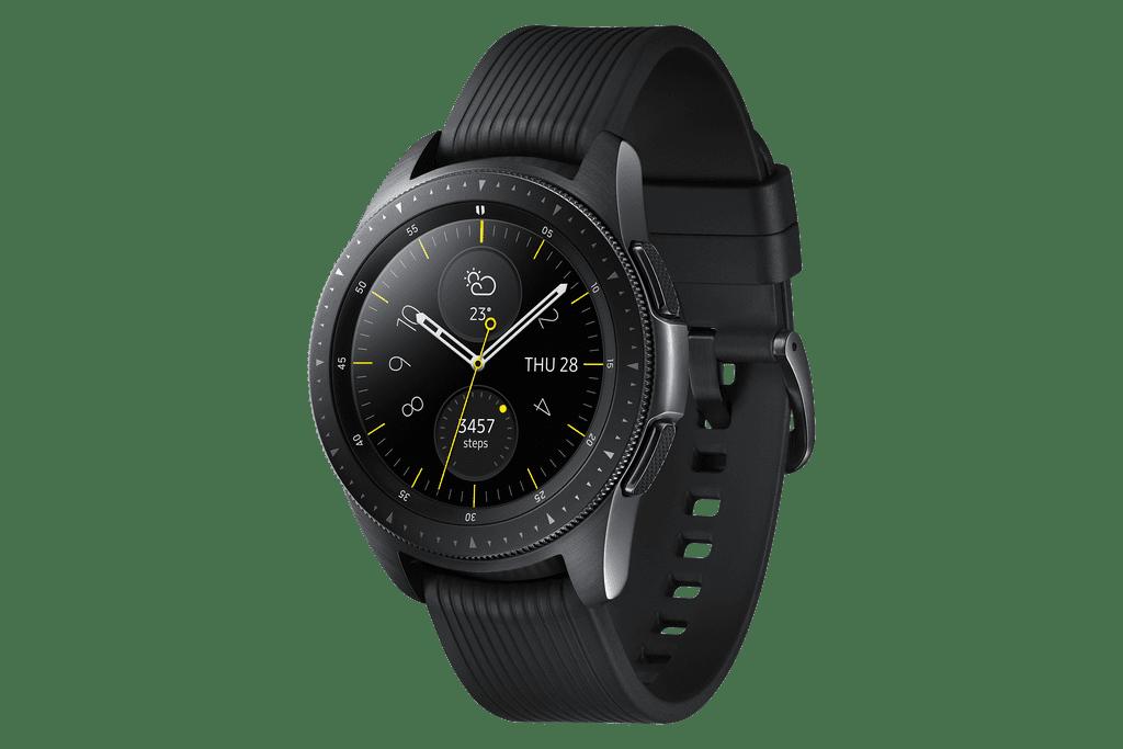 Samsung Galaxy Watch (42mm) Midnight Black (Bluetooth) Smartwatch