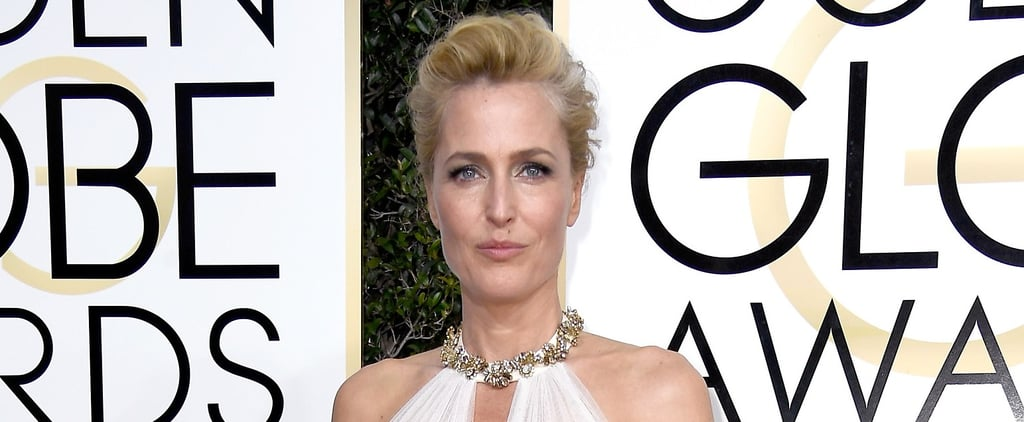 Gillian Anderson Isn't Trying to Play Scully Anymore