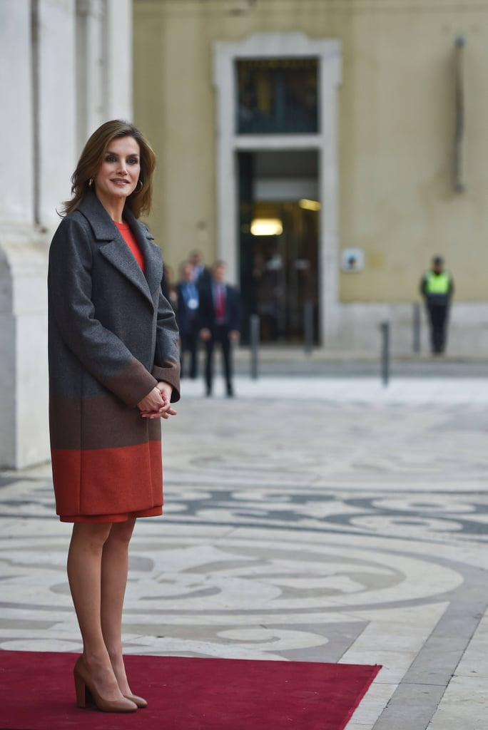 All of Queen Letizia's Best Outfits of 2016 Had This 1 Thing in Common
