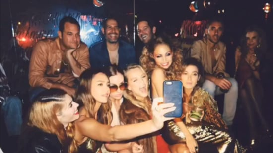 Nicole Richie Celebrates Her 35th Birthday at Disco-Themed Bash With Kate Hudson, Jessica Alba, Cameron Diaz and More!