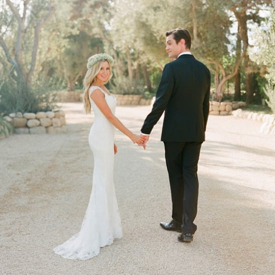Ashley Tisdale Shares More Gorgeous Snaps From Her Wedding