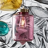 Venetian Wine Glass Pendant Light