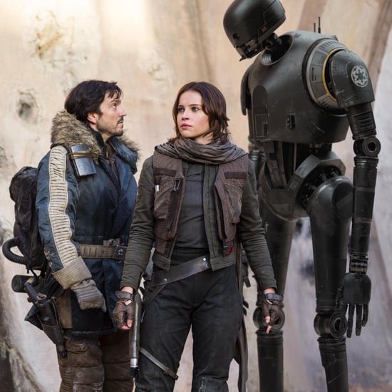 Who Does Alan Tudyk Play in Rogue One?
