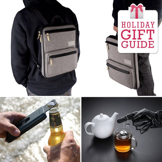 Whether it's your techie main squeeze or that geeky gamer brother, GeekSugar's gift guide is chock-full of smart and dashing gadgets, gizmos, and accessories worthy of your favorite fella.
