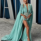 Chrissy Teigen's Dress at the Vanity Fair Oscars Party 2020