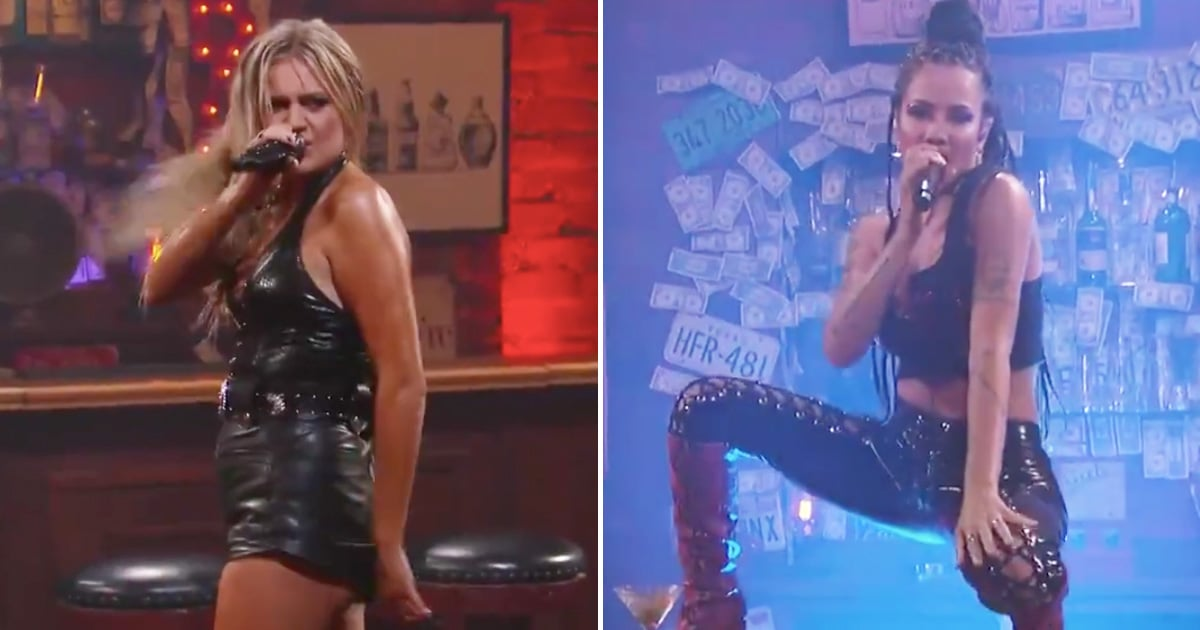 Kelsea Ballerini and Halsey Team Up Again For a Sultry CMT Awards Performance