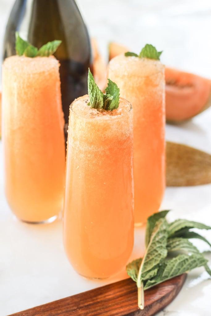Cantaloupe Bellini Mimosa