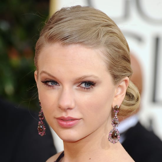 Pictures of Taylor Swift at the 2013 Golden Globes