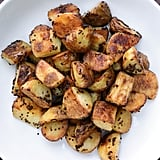 Roasting Potatoes