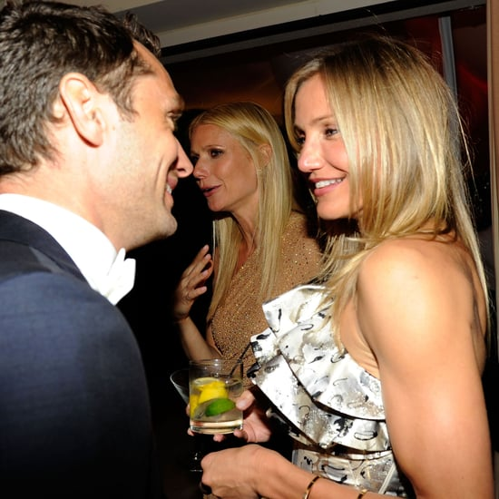 Pictures of Cameron Diaz, Jude Law, and Gwyneth Paltrow at Vanity Fair Oscars Party 2011-02-28 00:59:33