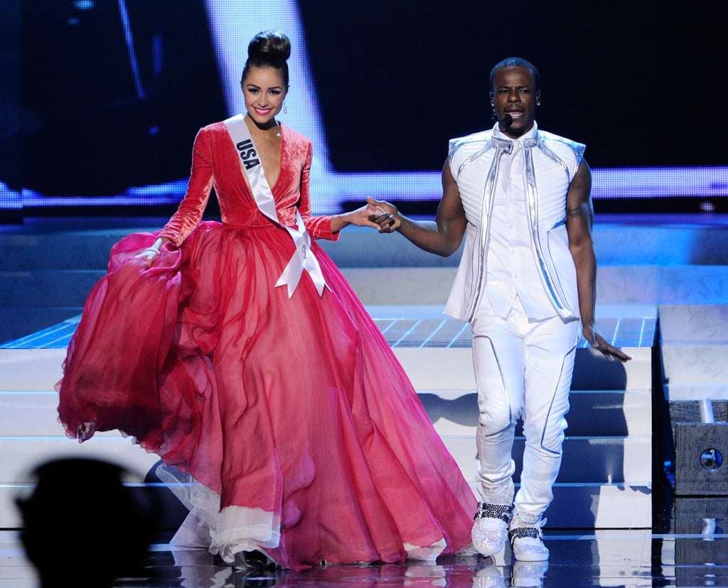 Olivia Culpo, Miss USA and Timomatic